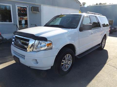 2012 Ford Expedition EL for sale in Bridgewater, MA