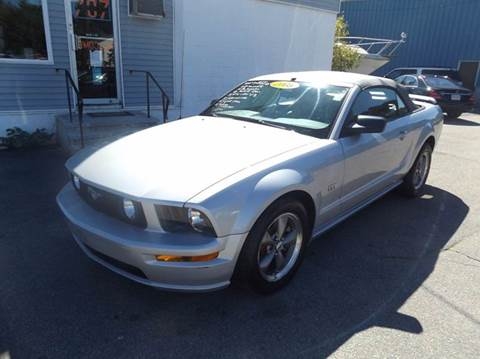 2006 Ford Mustang for sale in Bridgewater, MA
