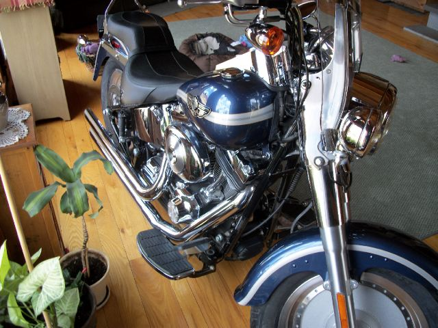 2003 Harley-Davidson 100th anniversery fat boy