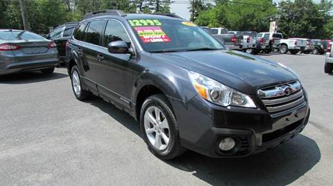2013 Subaru Outback for sale in Linden, PA