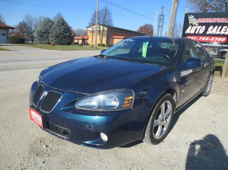 2005 Pontiac Grand Prix for sale in Greenfield, IA