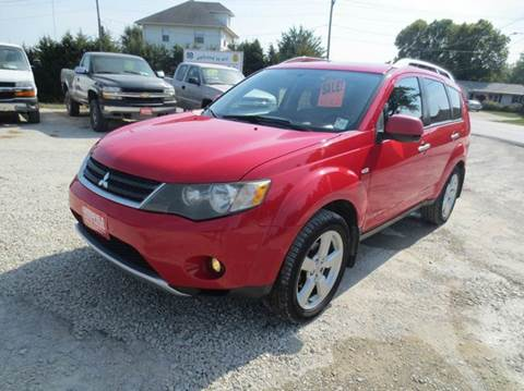 2007 Mitsubishi Outlander for sale in Greenfield, IA