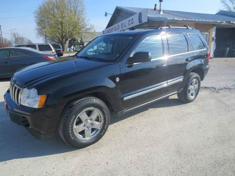 2007 Jeep Grand Cherokee for sale in Greenfield, IA