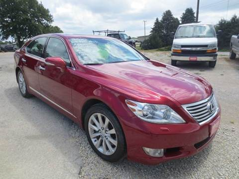 2010 Lexus LS 460 for sale in Greenfield, IA