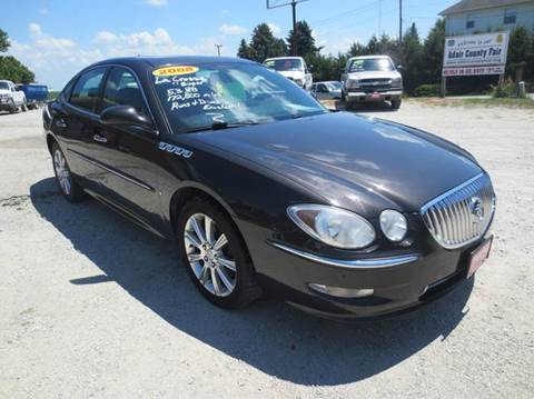 2008 Buick LaCrosse for sale in Greenfield, IA