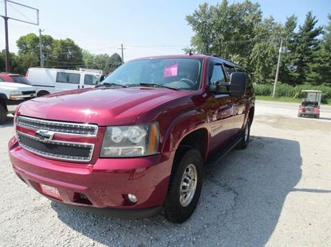 2007 Chevrolet Suburban for sale in Greenfield, IA