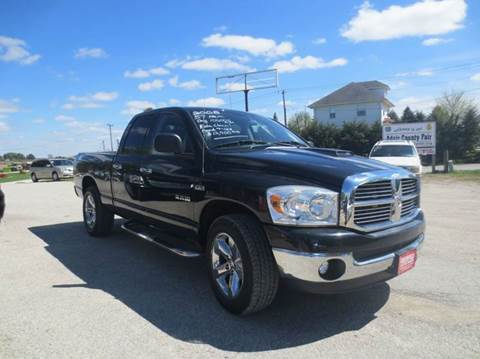 2008 Dodge Ram Pickup 1500 for sale in Greenfield, IA