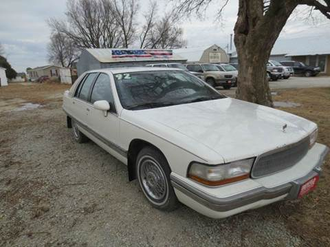 1992 Buick Roadmaster for sale in Greenfield, IA