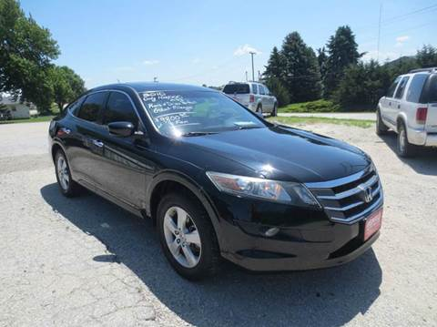 2010 Honda Accord Crosstour for sale in Greenfield, IA