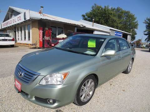 2008 Toyota Avalon for sale in Greenfield, IA
