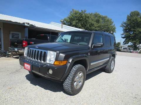 2006 Jeep Commander for sale in Greenfield, IA