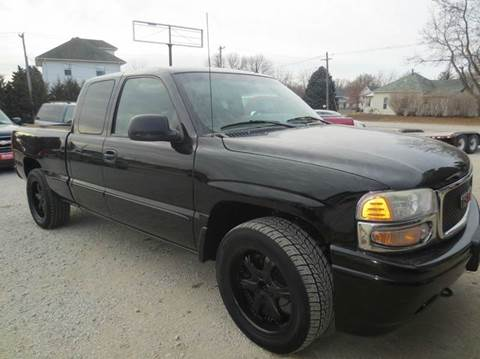 2001 GMC Sierra C3 for sale in Greenfield, IA
