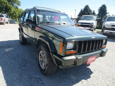 1998 Jeep Cherokee for sale in Greenfield, IA