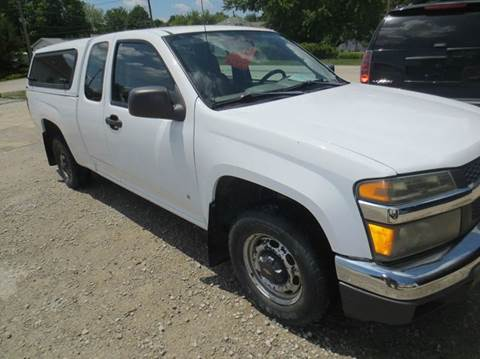 2007 Chevrolet Colorado for sale in Greenfield, IA
