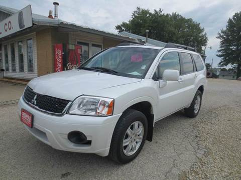 2010 Mitsubishi Endeavor for sale in Greenfield, IA