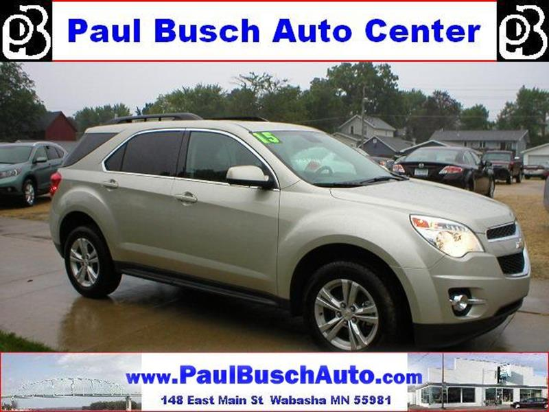 used chevrolet equinox for sale in wabasha mn. Black Bedroom Furniture Sets. Home Design Ideas
