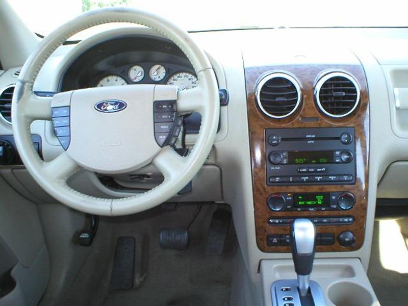 Ford Freestyle AWD Limited Dr Wagon In Wabasha MN Paul - 2005 freestyle