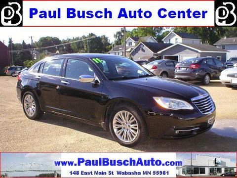 2011 Chrysler 200 for sale in Wabasha, MN