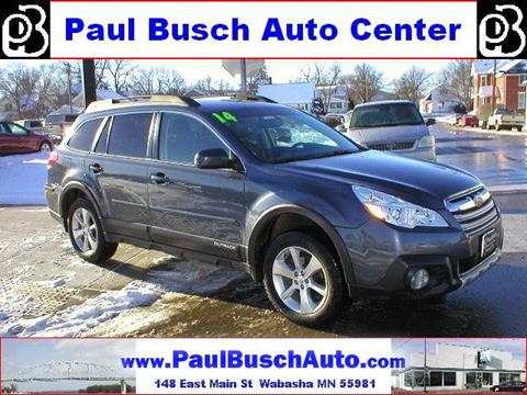 2014 Subaru Outback for sale in Wabasha, MN