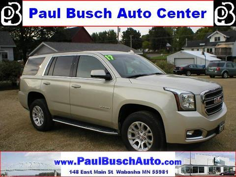 2017 GMC Yukon for sale in Wabasha, MN