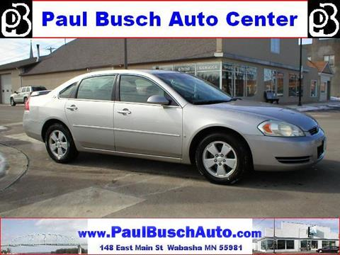 2006 Chevrolet Impala for sale in Wabasha, MN