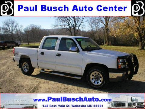 2005 Chevrolet Silverado 1500 for sale in Wabasha, MN