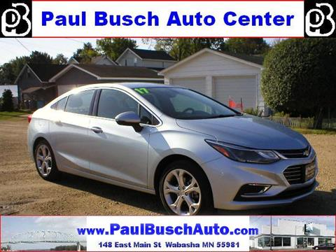 2017 Chevrolet Cruze for sale in Wabasha, MN