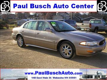 2004 buick lesabre for sale minnesota. Black Bedroom Furniture Sets. Home Design Ideas