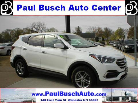 2017 Hyundai Santa Fe Sport for sale in Wabasha, MN