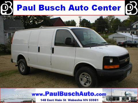 2007 Chevrolet Express Cargo for sale in Wabasha, MN