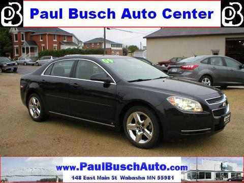 2009 Chevrolet Malibu for sale in Wabasha, MN