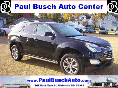 2017 Chevrolet Equinox for sale in Wabasha, MN