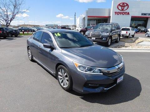 2016 Honda Accord for sale in Fruitland, ID