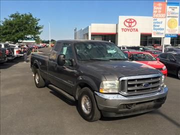 2002 Ford F-250 Super Duty for sale in Fruitland, ID