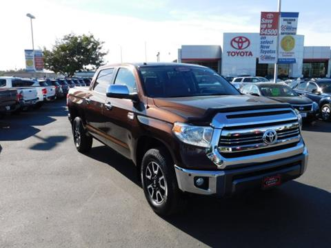 2017 Toyota Tundra for sale in Fruitland, ID