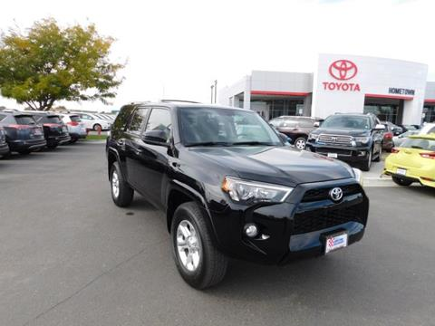 2016 Toyota 4Runner for sale in Fruitland, ID