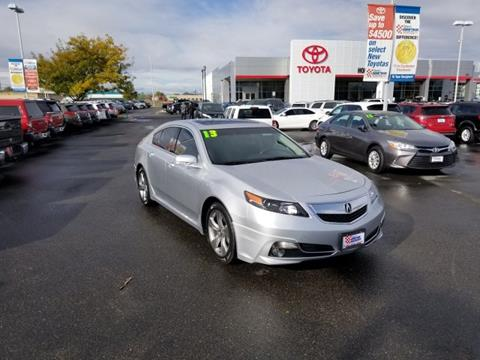 2013 Acura TL for sale in Fruitland, ID