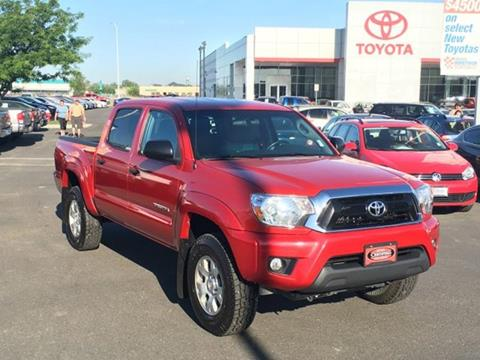 2015 Toyota Tacoma for sale in Fruitland, ID