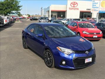 2014 Toyota Corolla for sale in Fruitland, ID