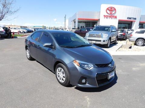 2016 Toyota Corolla for sale in Fruitland, ID