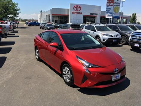 2016 Toyota Prius for sale in Fruitland, ID