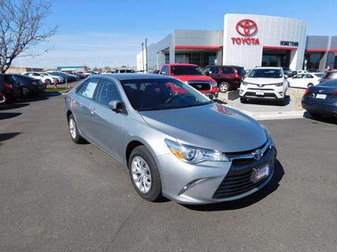 2017 Toyota Camry for sale in Fruitland, ID