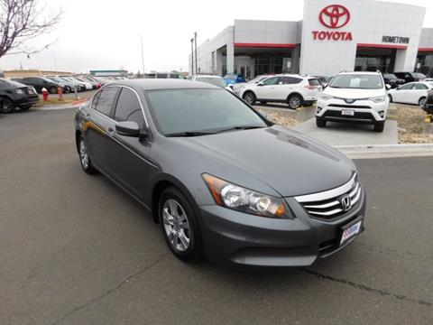 2011 Honda Accord for sale in Fruitland, ID