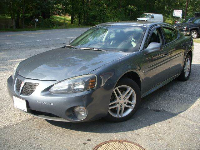 2007 pontiac grand prix gt 4dr sedan pelham nh. Black Bedroom Furniture Sets. Home Design Ideas