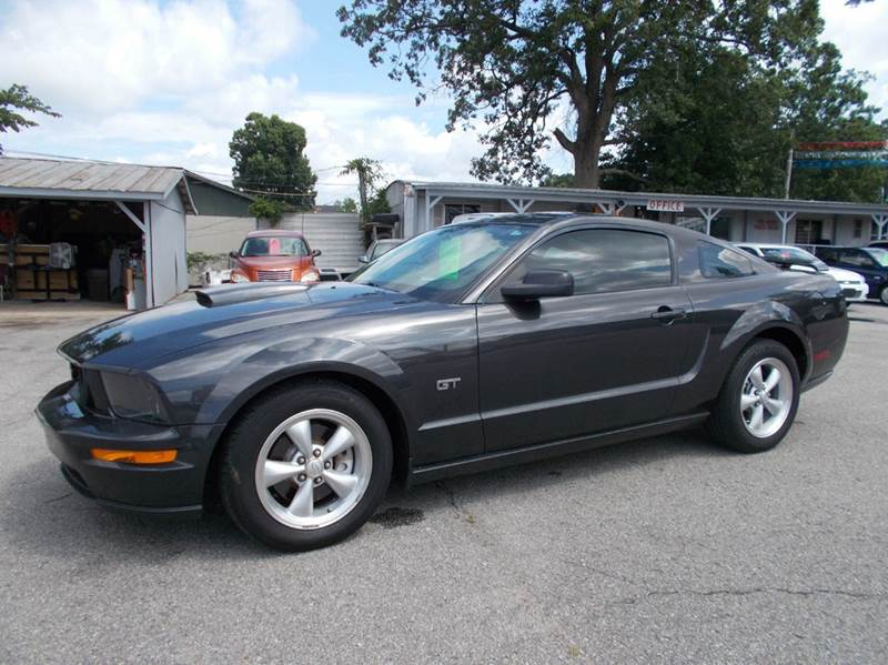 2008 Ford Mustang GT Deluxe 2dr Fastback - Cullman AL