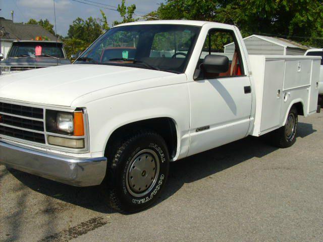 1989 Chevrolet C/K 1500 Series