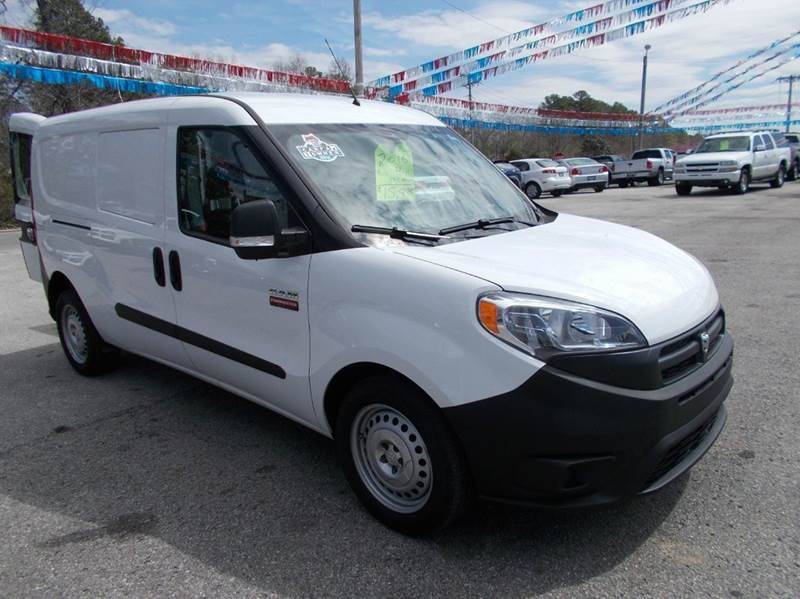 2016 RAM ProMaster City Cargo Tradesman 4dr Cargo Mini-Van - Cullman AL