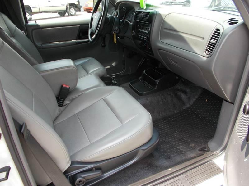 2010 Ford Ranger 4x2 XL 2dr Regular Cab SB - Cullman AL