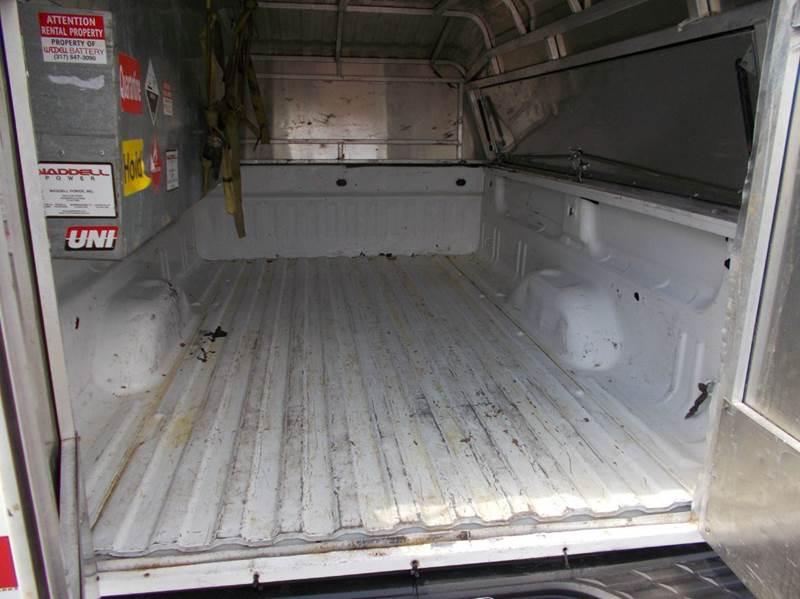 2008 Chevrolet Silverado 1500 2WD Work Truck 2dr Regular Cab 8 ft. LB - Cullman AL
