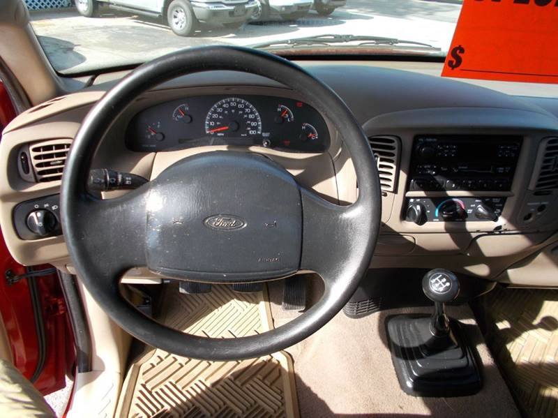2000 Ford F-150 2dr XL Standard Cab SB RWD - Cullman AL
